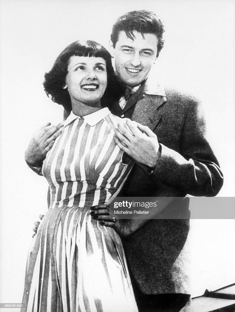 Frederique Hebrard and Louis Velle have both acted in television and film The two would celebrate their 50th wedding anniversary in 1999