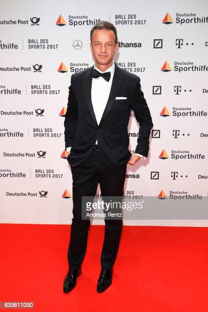 Fredi Bobic attends the German Sports Gala 'Ball des Sports 2017' on February 4 2017 in Wiesbaden Germany