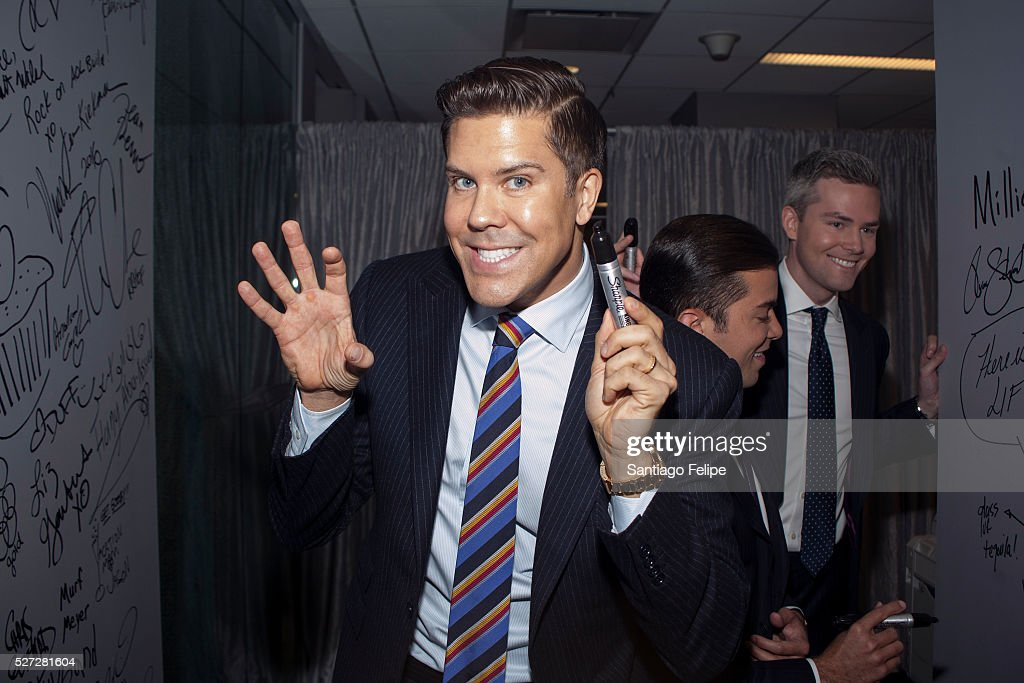<a gi-track='captionPersonalityLinkClicked' href=/galleries/search?phrase=Fredrik+Eklund&family=editorial&specificpeople=9091185 ng-click='$event.stopPropagation()'>Fredrik Eklund</a> attends AOL Build Presents: 'Million Dollar Listing New York' at AOL Studios In New York on May 2, 2016 in New York City.