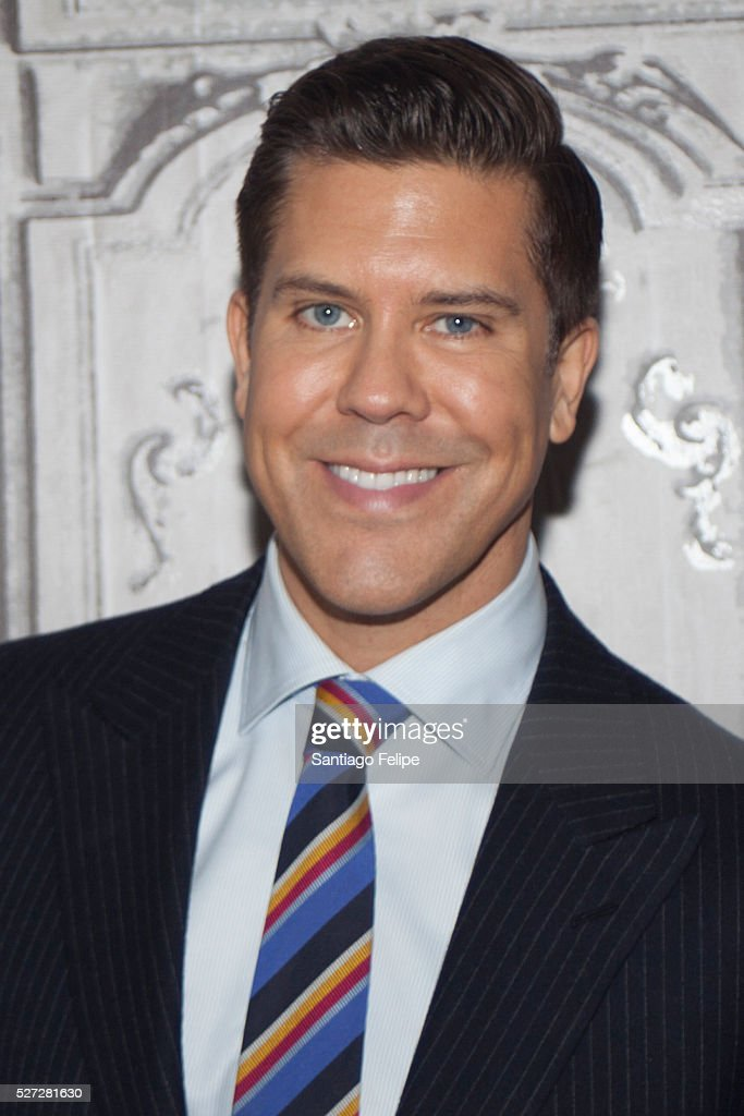 Fredrik Eklund attends AOL Build Presents: 'Million Dollar Listing New York' at AOL Studios In New York on May 2, 2016 in New York City.