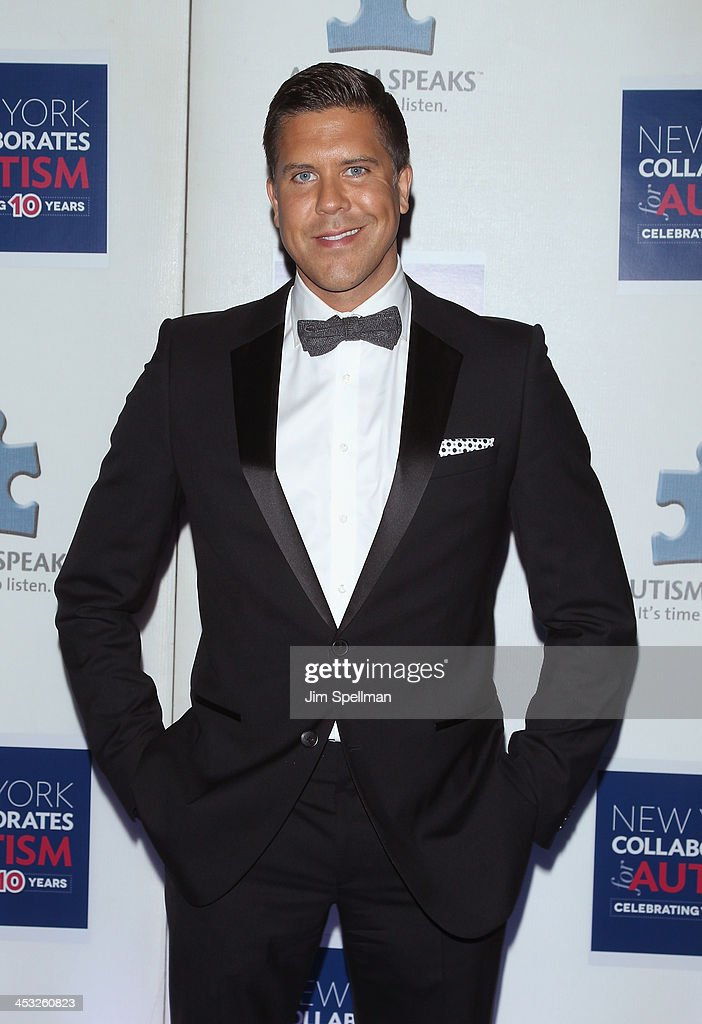 Fredrik Eklund attends the 2013 Winter Ball For Autism the at Metropolitan Museum of Art on December 2, 2013 in New York City.