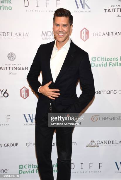 Fredrik Eklund attends the Million Dollar Listing New York Season 6 Premiere Party hosted by Ryan Serhant at Marquee on May 24 2017 in New York City