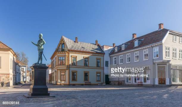 Fredrikstad Town Square
