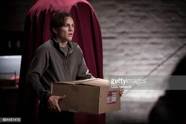 COLONY 'Free Radicals' Episode 207 Pictured Alex Neustaedter as Bram Bowman