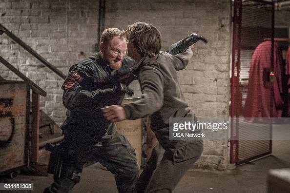 COLONY 'Free Radicals' Episode 207 Pictured Mac Brandt as Sergeant Jenkins