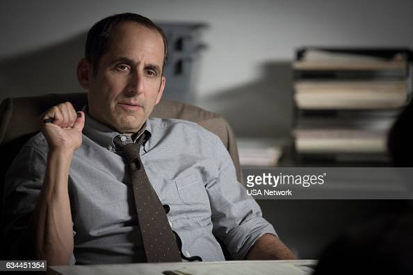 COLONY 'Free Radicals' Episode 207 Pictured Peter Jacobson as Proxy Alan Snyder