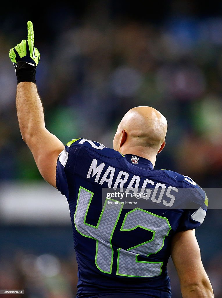 Nike NFL Jerseys - Chris Maragos