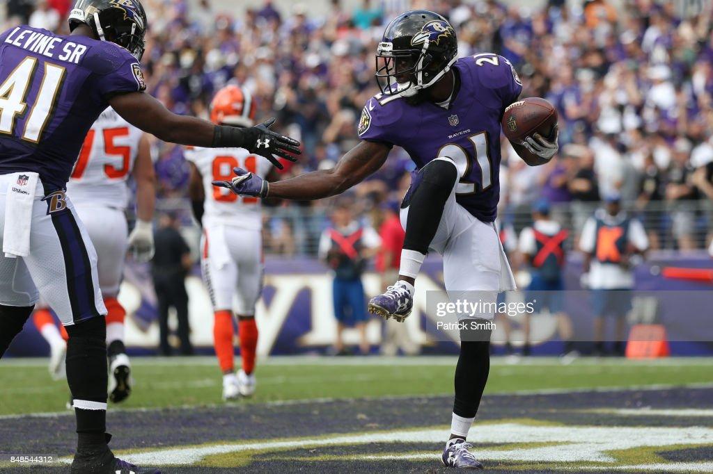 ... Jerseys Sale Free safety Lardarius Webb 21 of the Baltimore Ravens and  cornerback Anthony Levine 41 ... 7fa7e9bd4