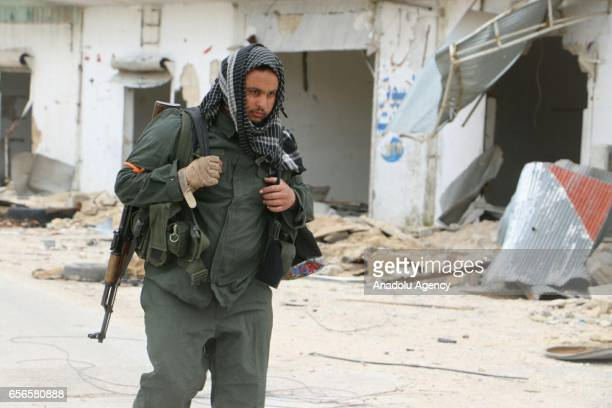 Free Syrian Army and other Syrian opponent groups get Suran district under control as they continue to attack to Assad Regime Forces and break...