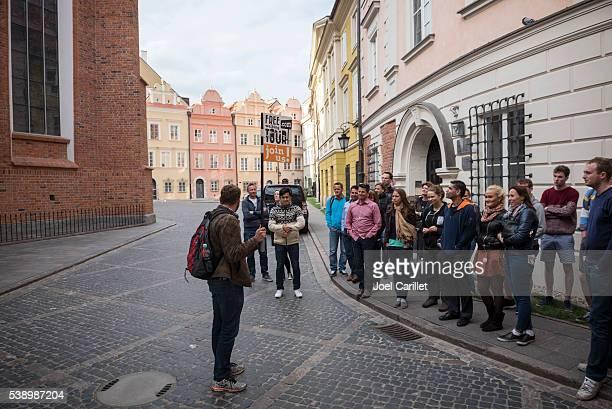 Free Walking Tour in Warsaw, Poland