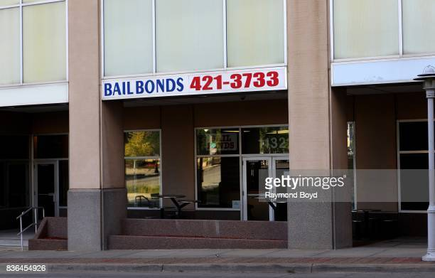 Freedom Bonding Bail Bonds office in Kansas City Missouri on August 12 2017