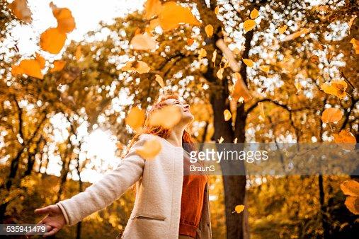 Libertad en otoño.