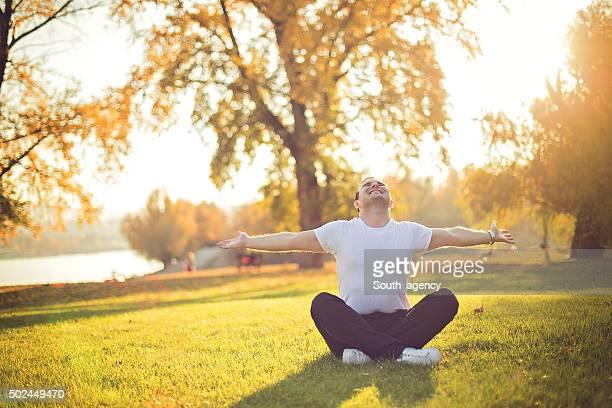 Freiheit im park