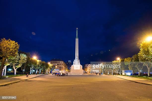 Freiheit-Denkmal in Riga, Lettland