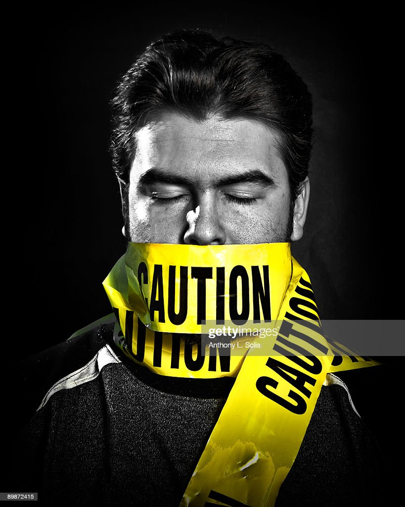 Freedom of Speech : Stock Photo