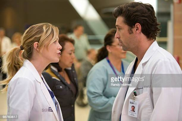 S ANATOMY 'Freedom' On the twohour season finale of 'Grey's Anatomy' Meredith and Derek have one last shot at a successful outcome in their clinical...
