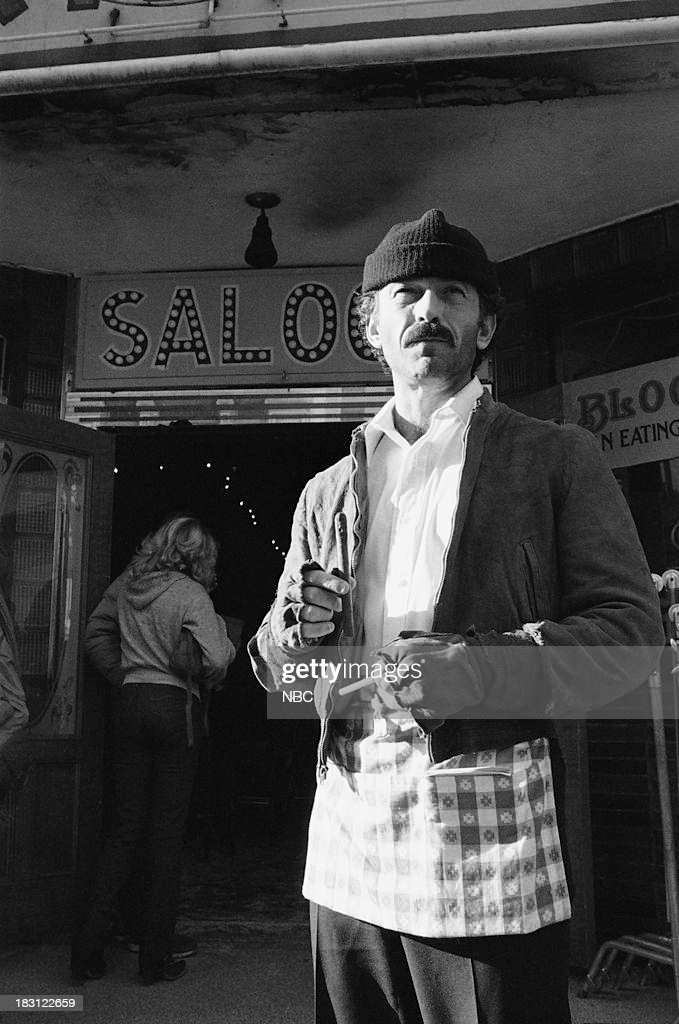 BLUES 'Freedom's Last Stand' Episode 211 Pictured Bruce Weitz as Det Mick Belker
