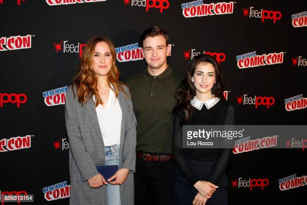 CON 2017 Freeforms genre programming was out in full force at this years New York Comic Con on Saturday October 7th with executive producers and cast...