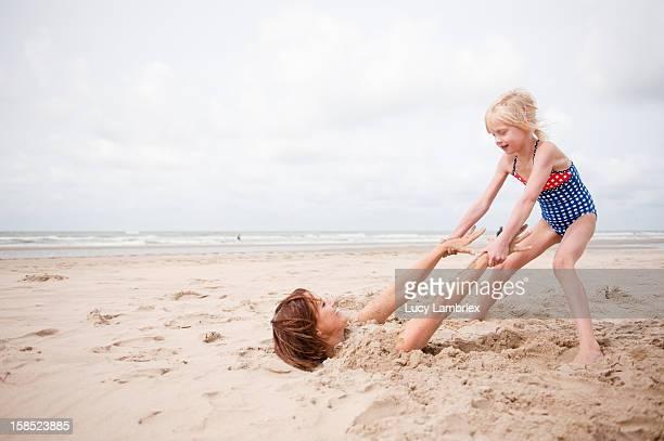 Freeing mermaid