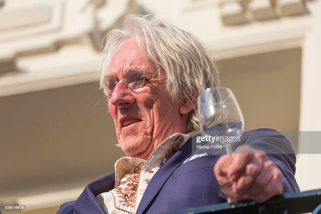 Freek de Jonge attends the Liberation Day Concert on May 5, 2016 in Amsterdam, Netherlands. Liberation Day (Dutch: Bevrijdingsdag) is celebrated each year on May the 5th to mark the end of the occupation by Nazi Germany during World War II.