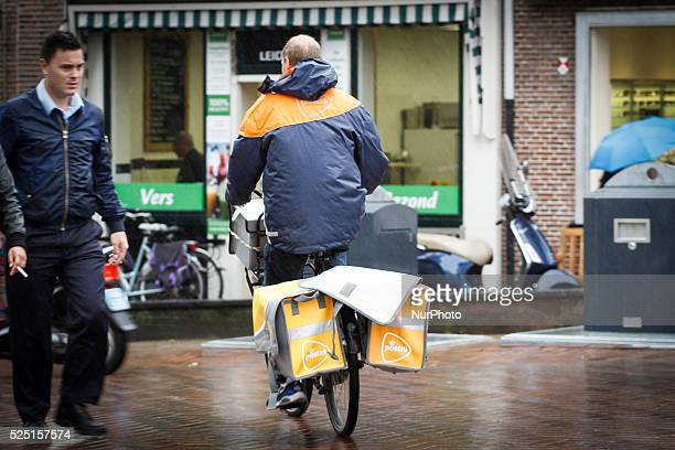 LEIDEN Freelance contractors for PostNL Holland's largest postal delivery firm have gone on strike for the second day in a row on Wednesday July 15...