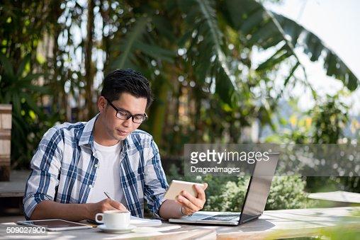 Freelancer : Stock Photo