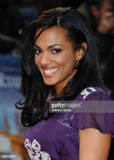 Freema Agyeman attends The Dictator World Premiere on May 10 2012 at the Royal Festival Hall Southbank in London