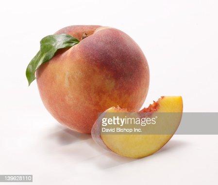 Freestone Peach and Slice