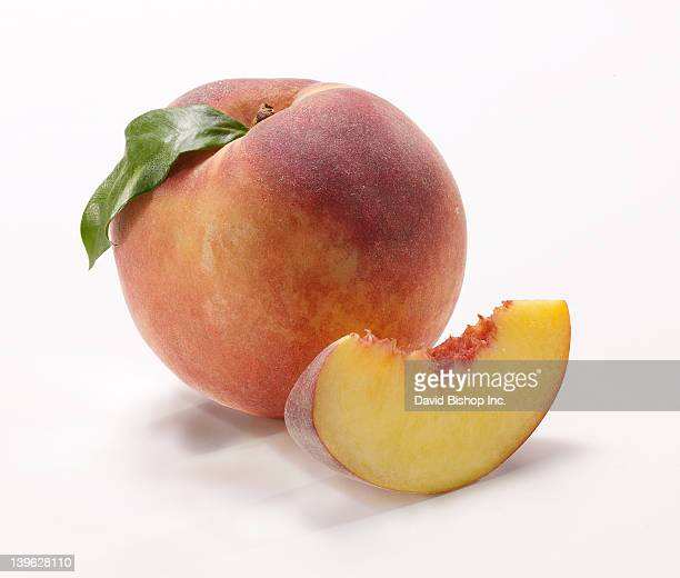 Freestone Peach and Slice