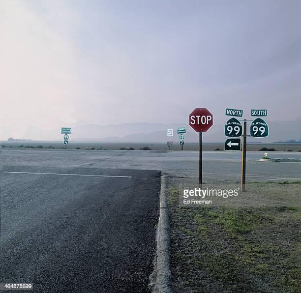 Freeway Off-Ramp