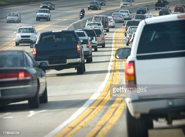 Trafic autoroute#50 de (serise