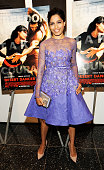 Freida Pinto attends a special screening of Relativity Studio's 'Desert Dancer' at Museum of Modern Art on April 7 2015 in New York City