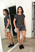 Freida Pinto attends The A List 15th Anniversary Party on September 1 2015 in Beverly Hills California