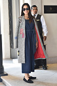 Celebrity Sightings: September 22 - Milan Fashion Week...