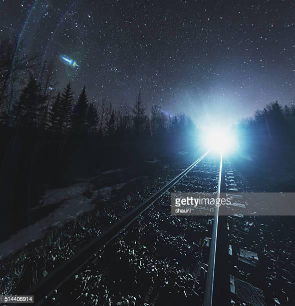 貨物列車の星