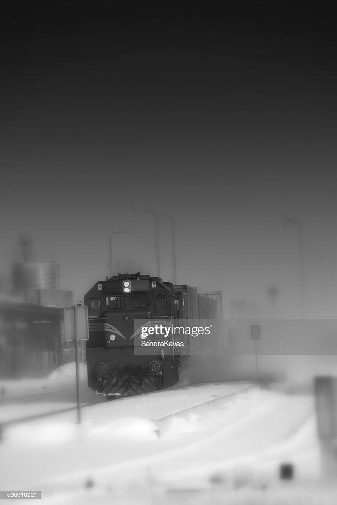 Freight train : Stock Photo
