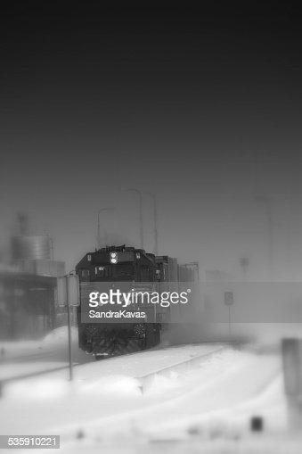 Tren de carga : Foto de stock