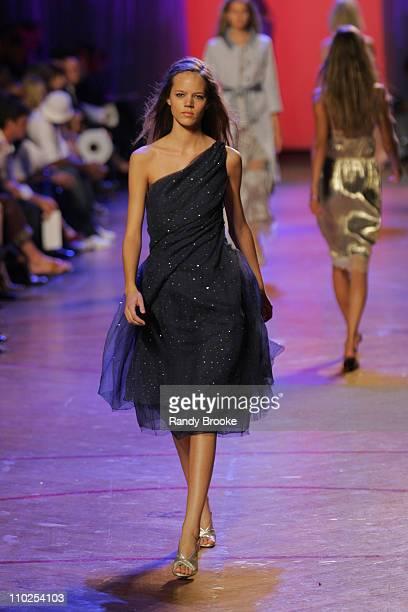 Freja Beha Erichsen wearing Marc Jacobs Spring 2006