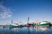 Fremantle Fishing Boats