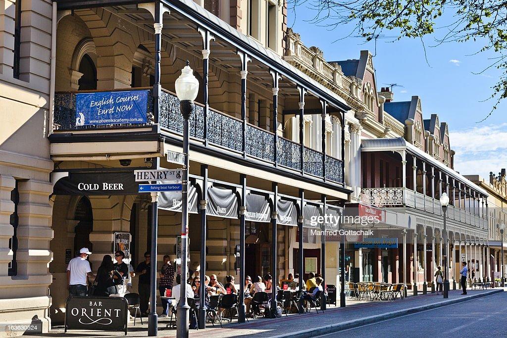 Fremantle High Street