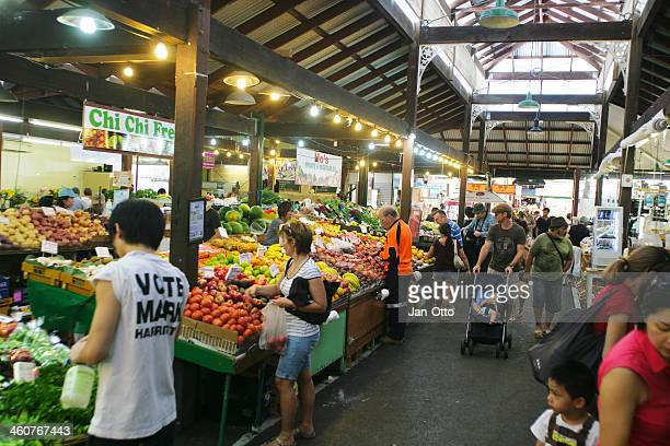 Fremantle Market in Perth, Australia