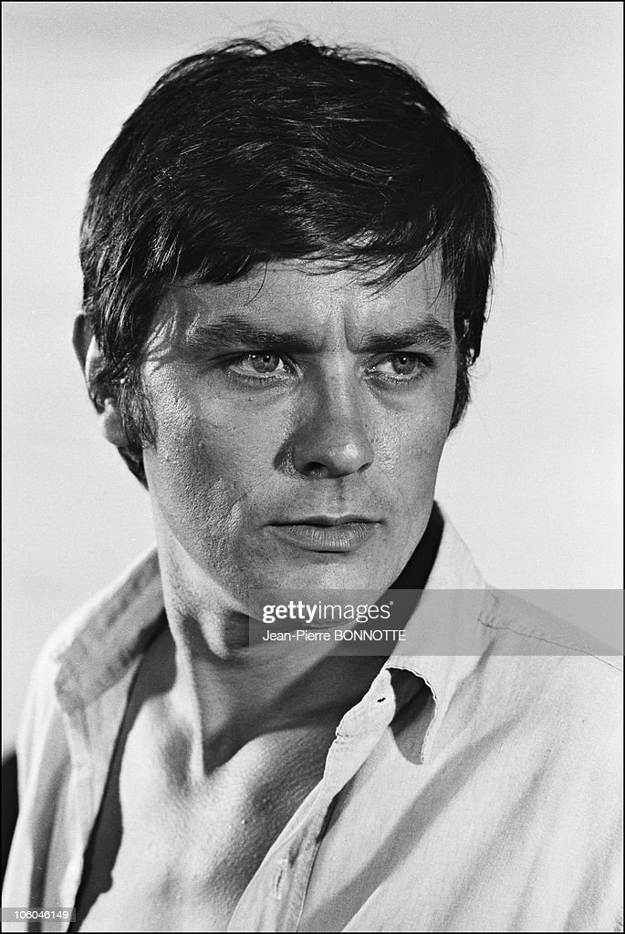 Alain delon getty images for Alain delon la piscine