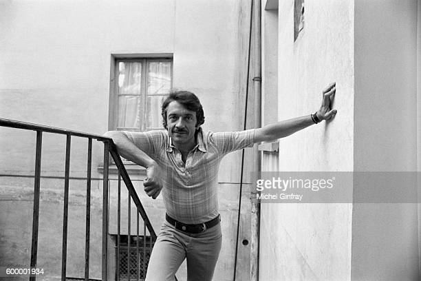 French actor and dancer JeanPierre Cassel
