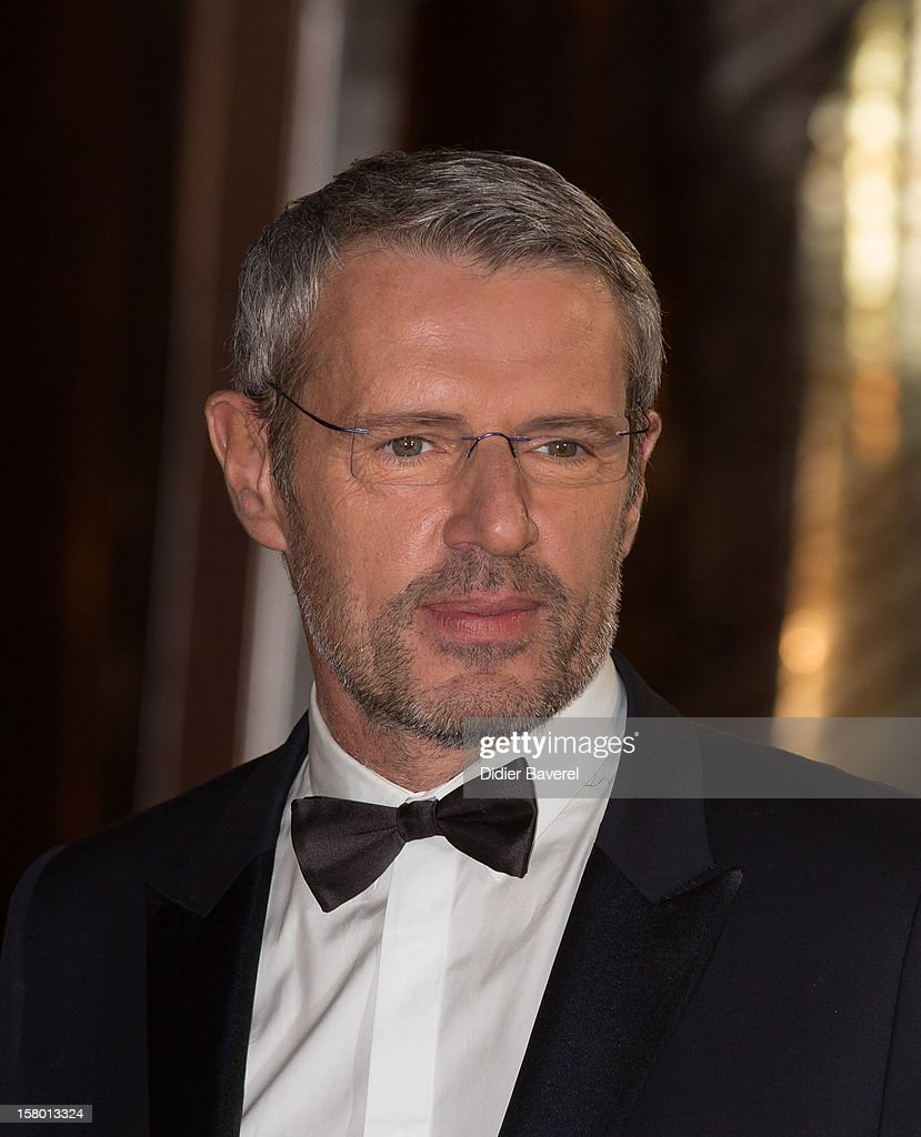 French actor and jury member <a gi-track='captionPersonalityLinkClicked' href=/galleries/search?phrase=Lambert+Wilson&family=editorial&specificpeople=626933 ng-click='$event.stopPropagation()'>Lambert Wilson</a> attends the closing ceremony at the 12th International Marrakech Film Festival on December 8, 2012 in Marrakech, Morocco.