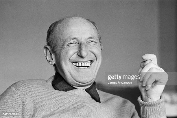 French actor André Bourvil