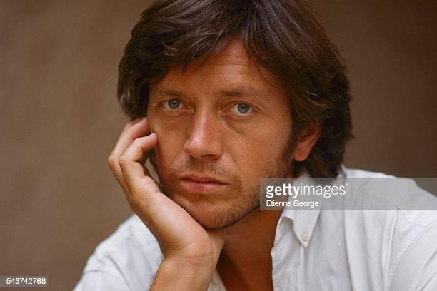 French Actor Bernard Giraudeau