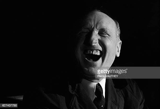 French Actor Bourvil