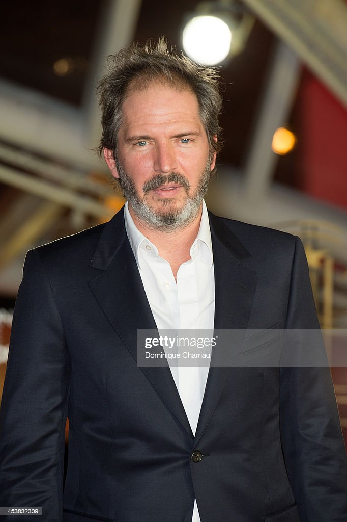 French actor Christopher Thomson attends the 'Fernando Solanas' Trbute during the 13th Marrakech International Film Festival on December 5, 2013 in Marrakech, Morocco.