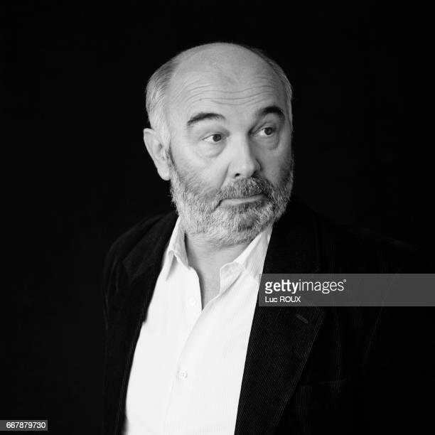 French actor director and screenwriter Gerard Jugnot