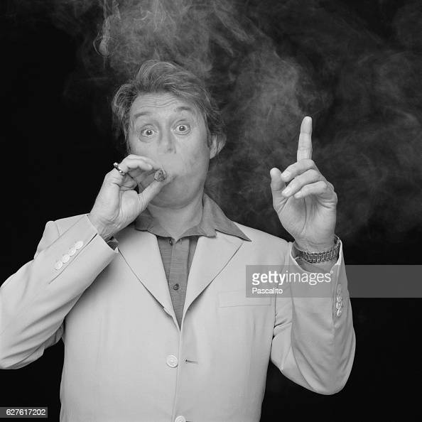 Rose Uniacke Transforms Screenwriter Peter Morgan S: Famous Cigar Smoking Men Stock Photos And Pictures